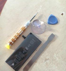 Аккумулятор iPhone 6s