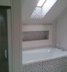 Внутренняя отделка и ремонт квартир, домов и дач