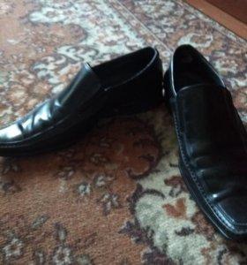 Ботинки мужские 39-40 р