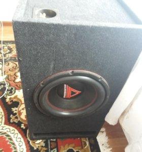 Срочно Сабвуфер Sound Equipment