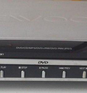 DVD Daewoo Electronics DV-600