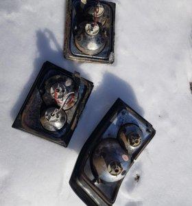 Задние фонари на ваз 2110-12