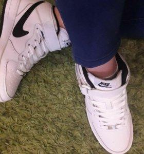 Кроссовки зима Nike РАСПРОДАЖА