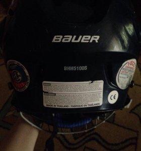 Хоккейный шлем(Bauer)