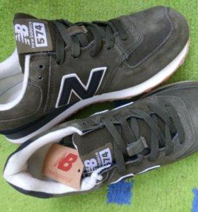 Кроссовки newbalance 574