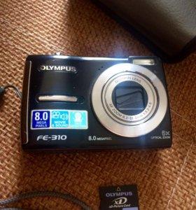 Цифровой фотоаппарат Olympus FE-310