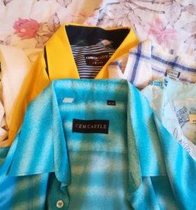 Продаются рубашки размер большоц