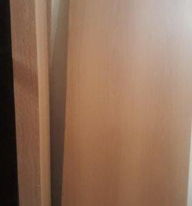 Двери межкомнатные 60×200