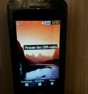 Легендарный Samsung gt-s5230