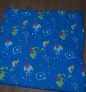 Комплект для выписки новорождённого (для мальчика)