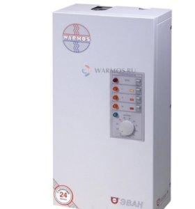 Отопительный электрокотел ЭВАН ЭПО1-24Warmos.Новый