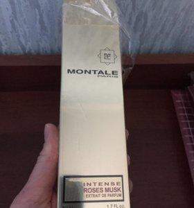 Montale Roses Musk lntense (парфюмированная вода)
