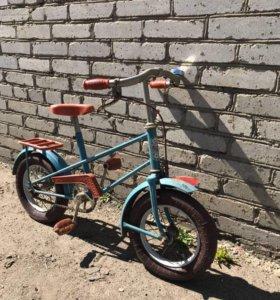 Детские велосипеды бабочка