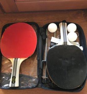 Набор Startup для настольного тенниса не б/у