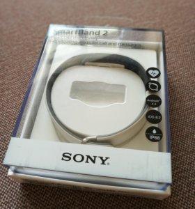 Фитнес-браслет SmartBand 2 от Sony
