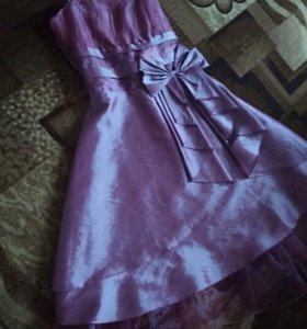 Платье на выпускной в 4 классе