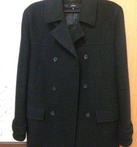 Мужское пальто весна-осень