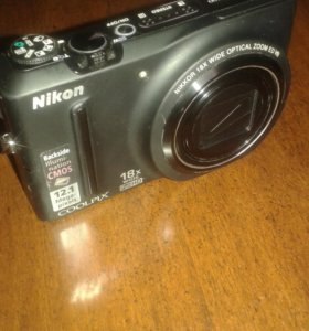 Никон.фотоаппарат