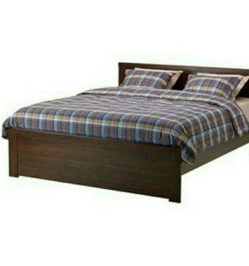 Кровать,Комод,Матрас