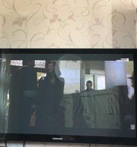 Телевизор плазма Самсунг 54 диагональ