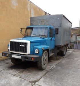 ГАЗ 3307 фургон
