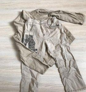 Костюм джинса