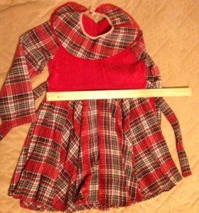 Платье девочки