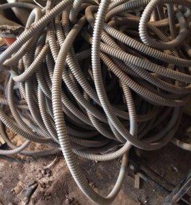 гофра под эл.провода
