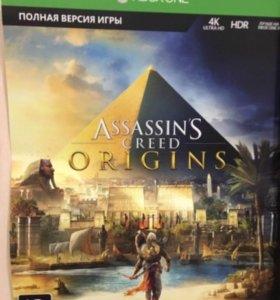 Игра для Xbox ONE Assassin's Creed: Origins