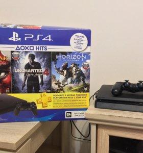 Продажа PS4 slim