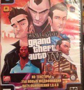 Набор игр:GTA4 Final Mod,Medal of Honor Афганистан