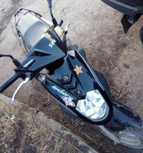Продам Скутер Orbit Zym 50