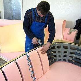 Перетяжка - Ремонт мягкой мебели в г. Березовский