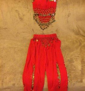 Восточный танцевальный костюм(т.живота/belly dance