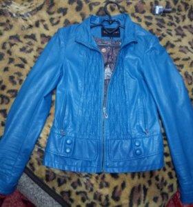 Куртка эко-кожа 42-44размер