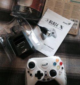 Геймпад (джойстик) Genius Wireless BlazeX XBOX