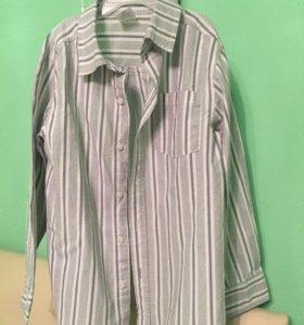 Рубашка Gymboree размер s(5-6)
