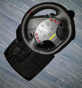 Игровой руль Logitech Momo