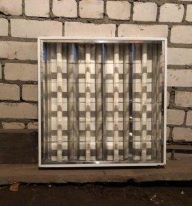 Светильник потолочный TLC 4x18
