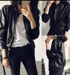 Куртка, бомбер, ветровка 50-52 размер, рост до 165