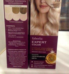 Краска для волос Faberlic