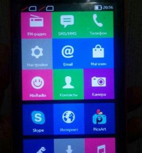 Телефон NOKIA XL DUAL SIM