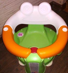 Стульчик для купания OK baby Crab