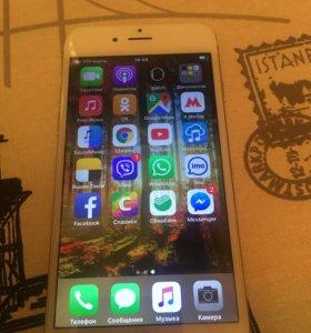 iPhone 6, 128 gb, gold