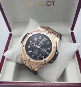 Часы Hublot Classic Gold