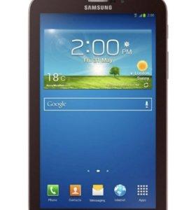 "Samsung Galaxy Tab 3 7.0"" SM-T211 коричневый"