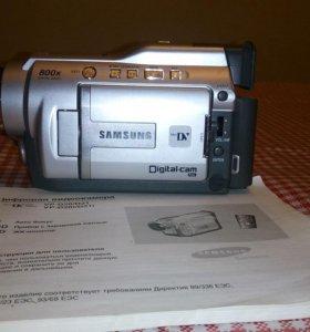 Видеокамера Samsung VP-D20