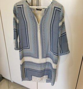 Летнее платье Massimo Dutti