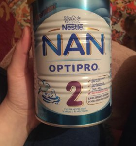 Детское питание NAN