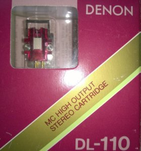 Головка Denon-DL 110